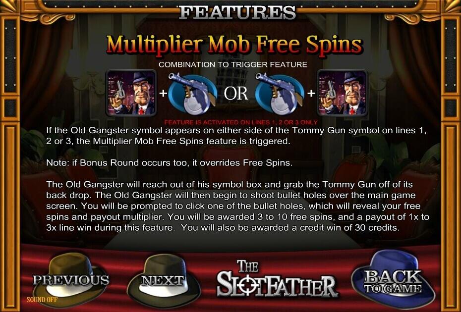 the slotfather slot slot machine detail image 2