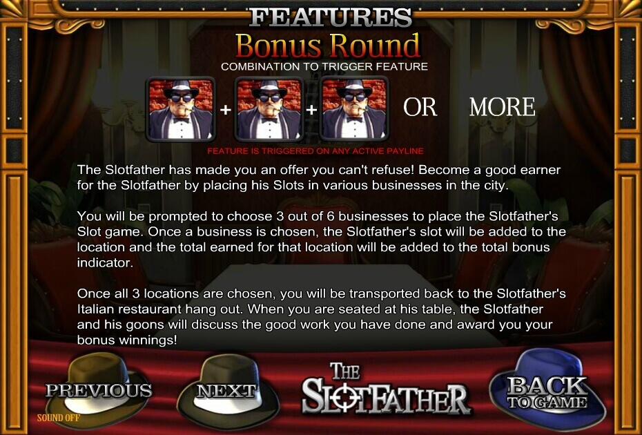 the slotfather slot slot machine detail image 4