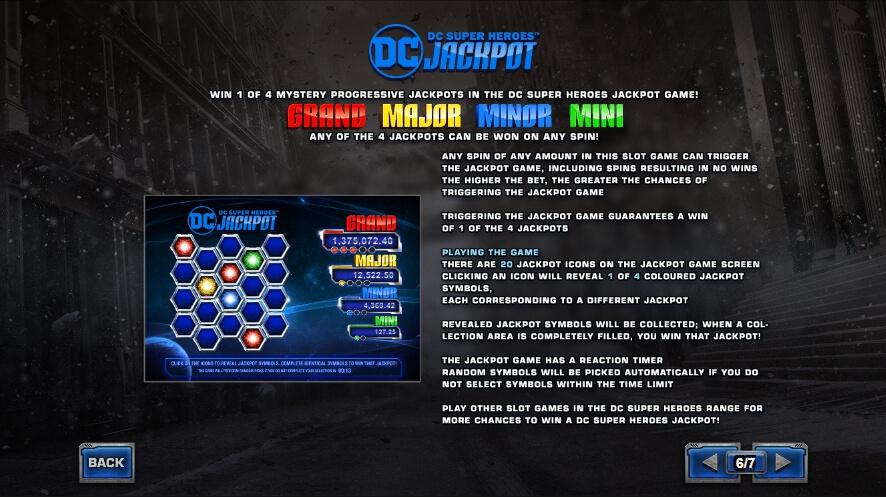 the dark knight rises slot machine detail image 5