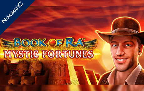 book of ra mystic fortunes slot machine online
