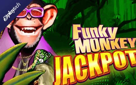 funky monkey jackpot slot machine online