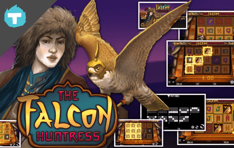 the falcon huntress slot machine online