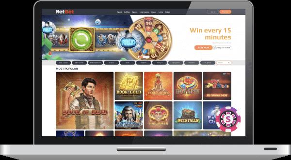 netbet casino games