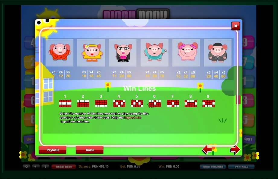 piggy bank slot slot machine detail image 0