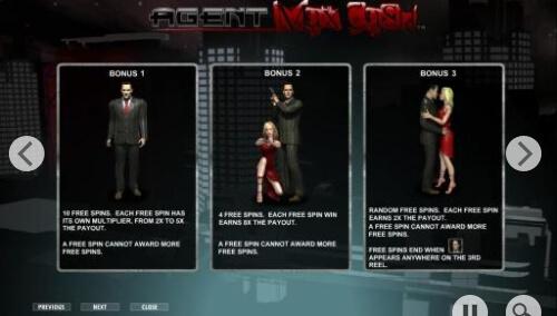 agent max cash slot machine detail image 2