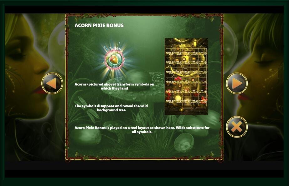 acorn pixie slot slot machine detail image 9