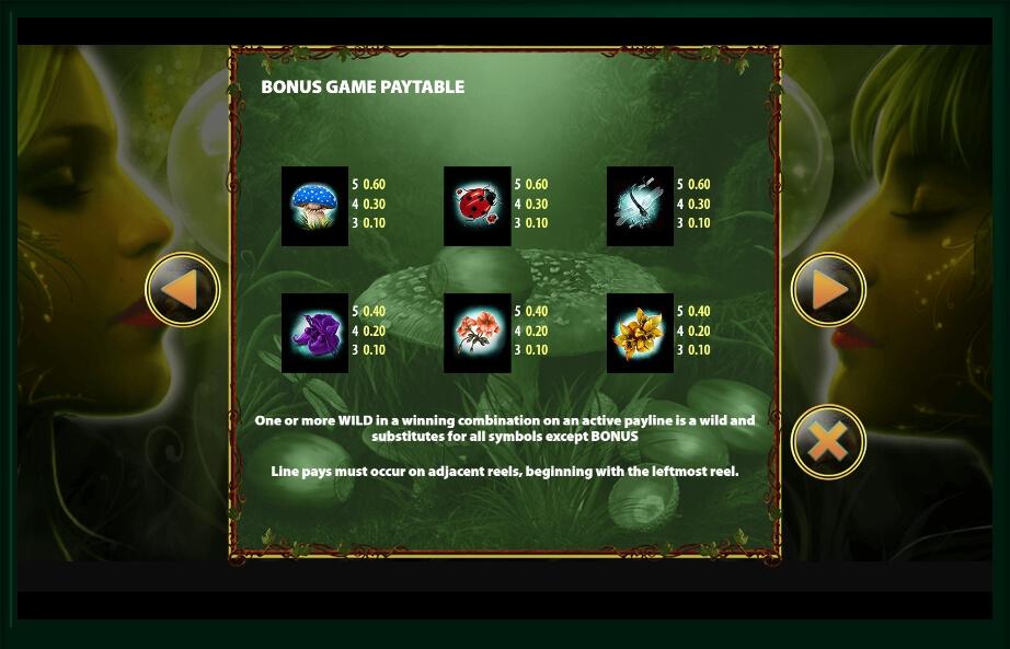 acorn pixie slot slot machine detail image 4