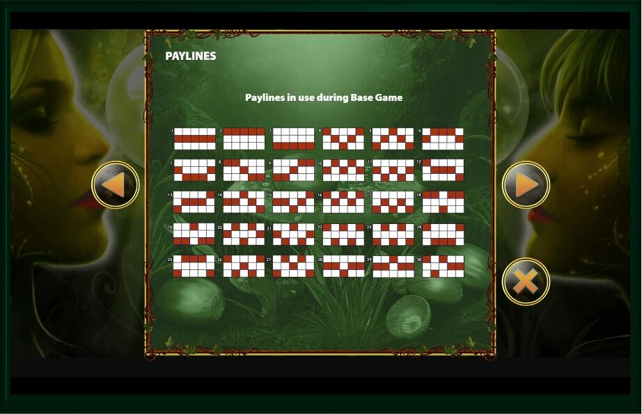 acorn pixie slot slot machine detail image 3