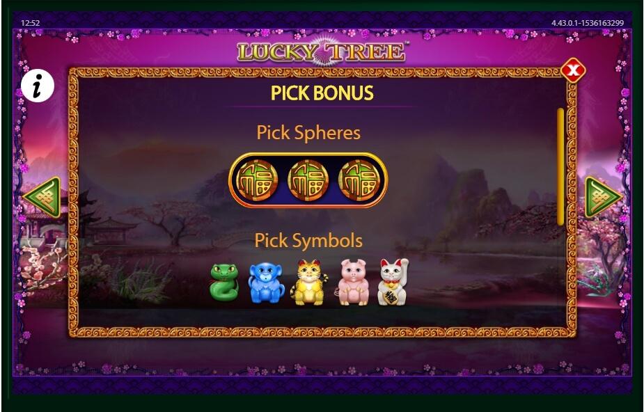 lucky tree slot machine detail image 1