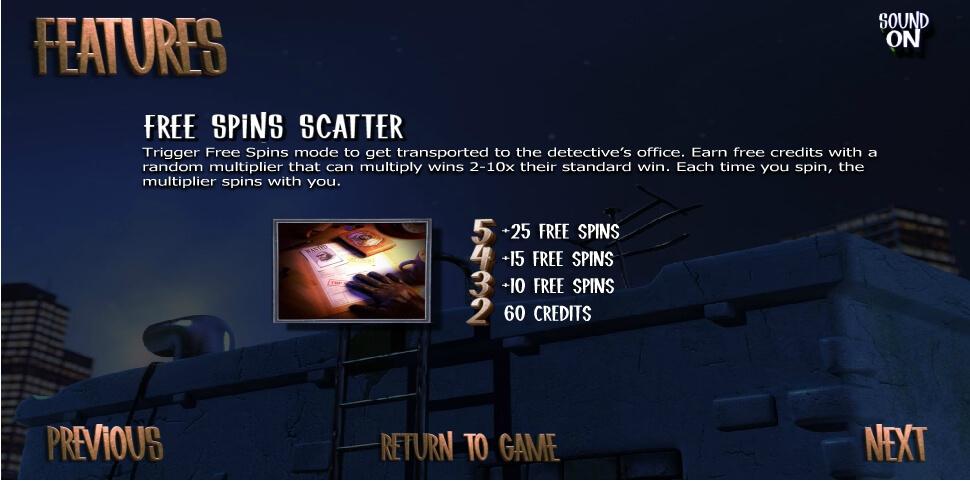 after night falls slot slot machine detail image 4