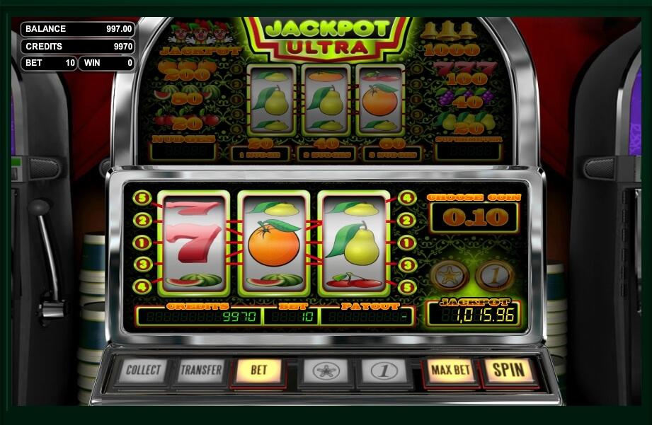 jackpot ultra slot machine detail image 0