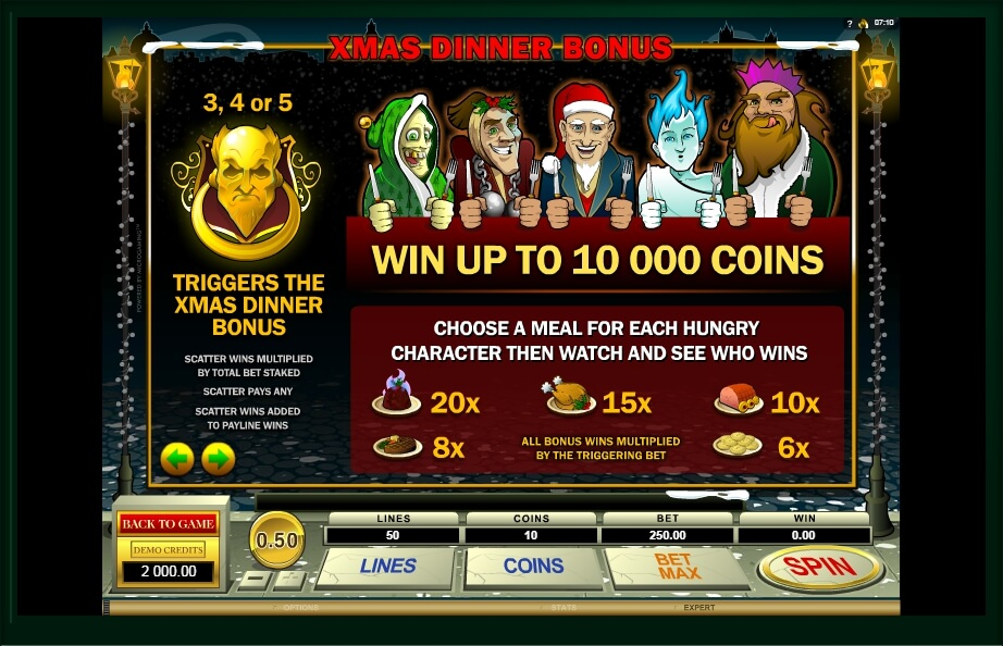 scrooge slot slot machine detail image 0