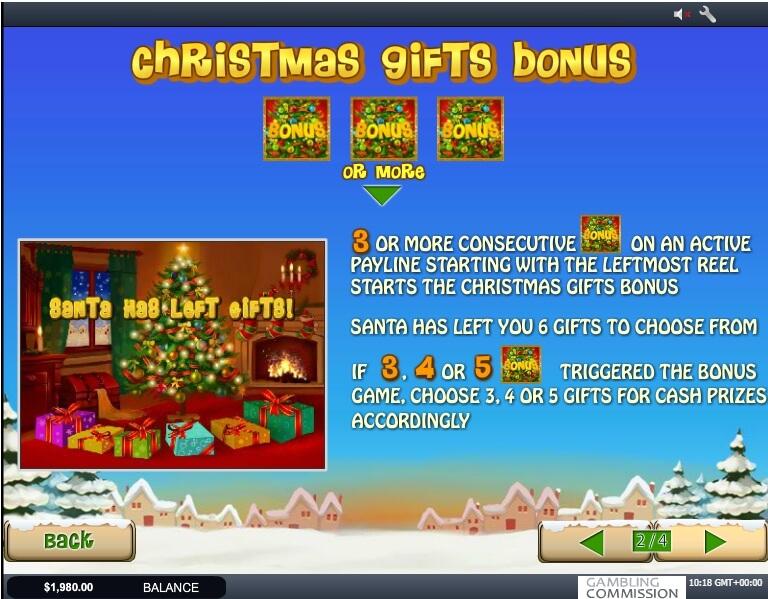santa surprise slot slot machine detail image 0