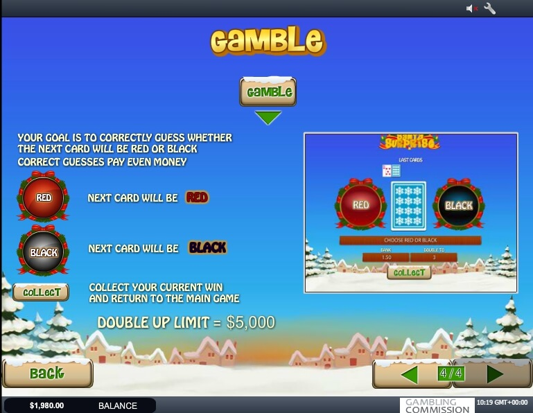 santa surprise slot slot machine detail image 3