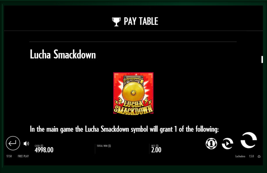 luchadora slot slot machine detail image 16