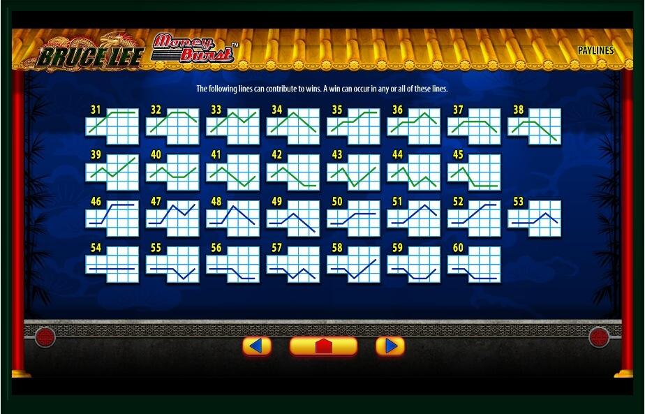 bruce lee slot slot machine detail image 0
