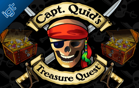 capt quids treasure quest slot slot machine online