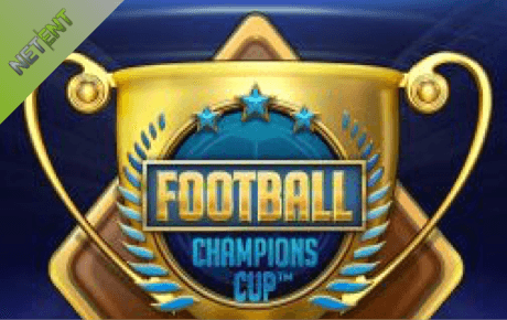 football: champions cup slot machine online