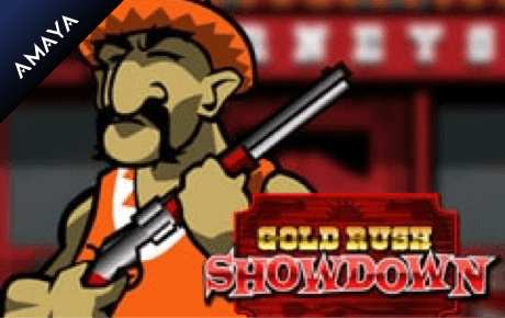 gold rush showdown slot machine online