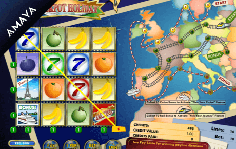 jackpot holiday slot machine online