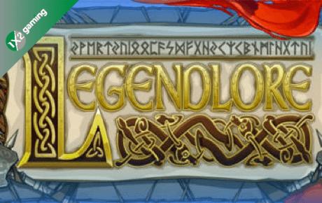 legendlore slot machine online