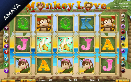 monkey love slot slot machine online