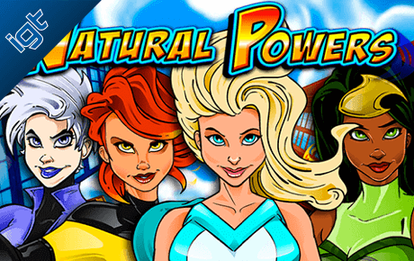 natural powers slot slot machine online