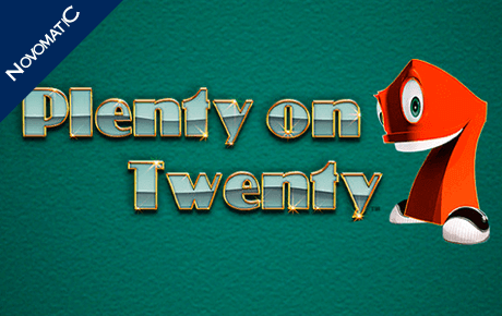 plenty on twenty slot machine online