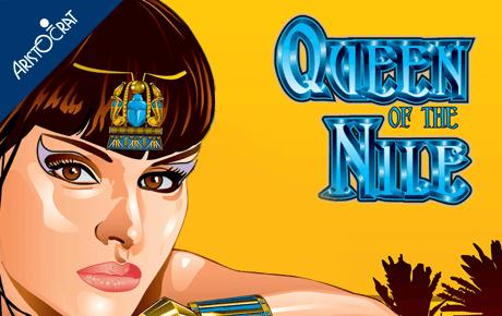 queen of the nile ii slot machine online
