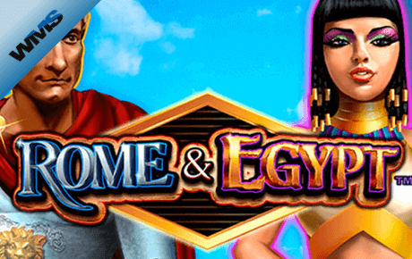 rome & egypt slot machine online