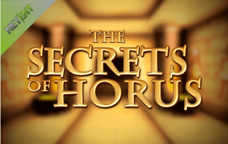 secrets of horus slot slot machine online