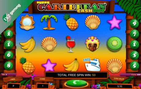 super caribbean cashpot slot slot machine online
