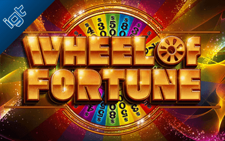 wheel of fortune slot slot machine online