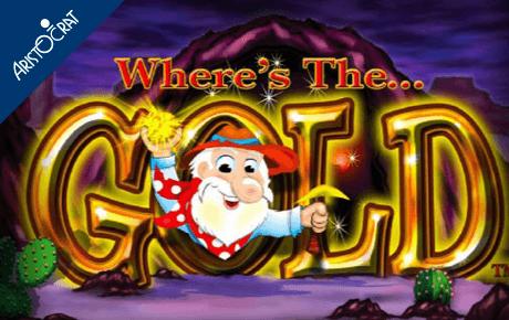 wheres the gold slot machine online